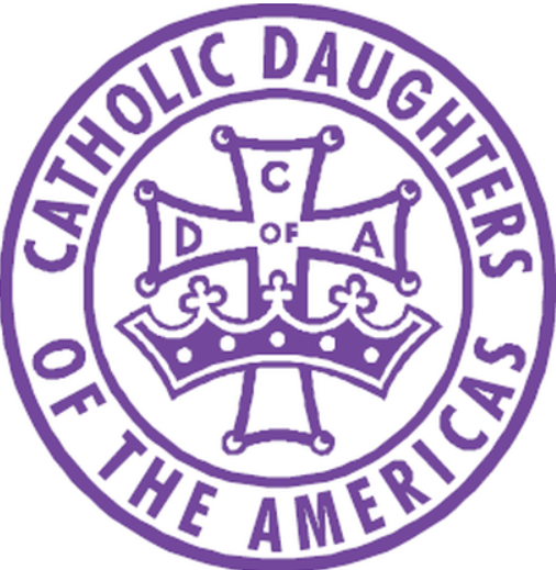 Catholic Daughters of the Americas logo